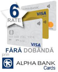 Alpha Cards 6 rate