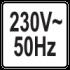230V 50Hz
