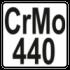 CrMo 440