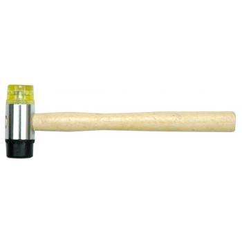 Ciocan pentru tablă din cauciuc și plastic 35 mm Vorel 33950