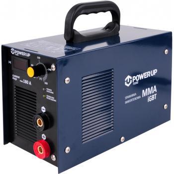 Aaparat sudură invertor MMA IGBT 180 A PowerUp 73202