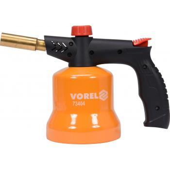 Lampă gaz cu aprindere piezo-electrică Vorel 73404