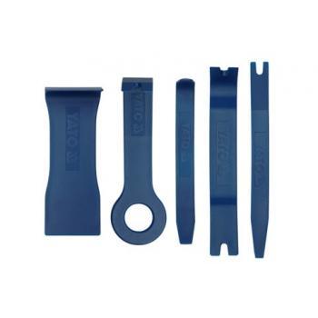 Set 5 extractoare din plastic pentru elemente auto Yato YT-0836