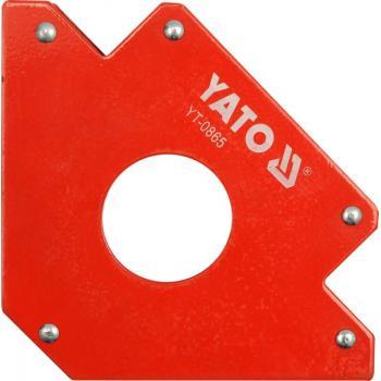 Dispozitiv magnetic fixare pentru sudură Yato YT-0865