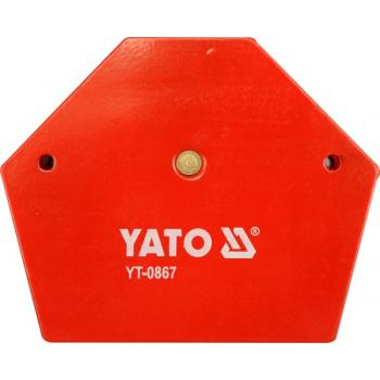 Dispozitiv magnetic fixare pentru sudură Yato YT-0866