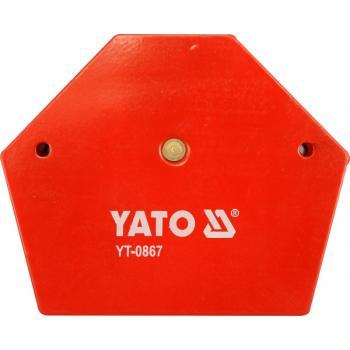 DISPOZITIV MAGNETIC FIXARE PT SUDURA Yato YT-0866