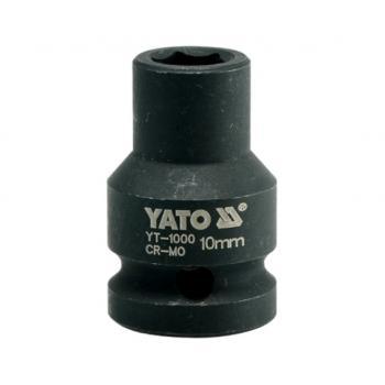 CHEIE TUBULARA DE IMPACT HEXA 1/2*10MM  Yato YT-1000