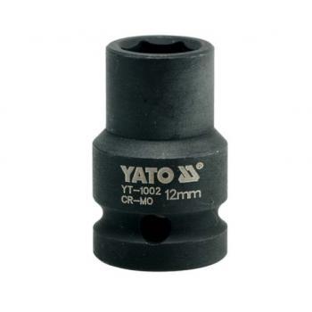 """Cheie tubulară de impact 12 mm 1/2"""" Yato YT-1002"""