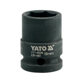 """Cheie tubulară de impact 19 mm 1/2"""" Yato YT-1009"""