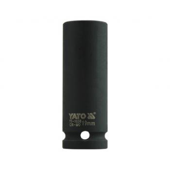 """Cheie tubulară de impact lungă 19 mm 1/2"""" Yato YT-1039"""