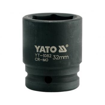 """Cheie tubulară de impact 32 mm 3/4"""" hexagonală Yato YT-1082"""