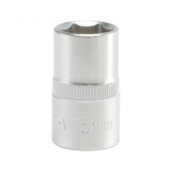 """Cheie tubulară 15 mm 1/2"""" Yato YT-1208"""