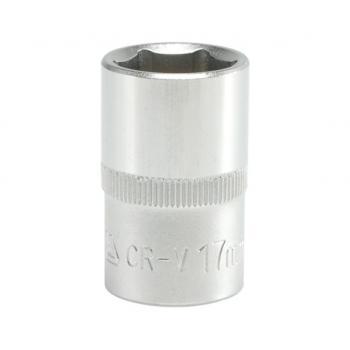 """Cheie tubulară 17 mm 1/2"""" Yato YT-1210"""