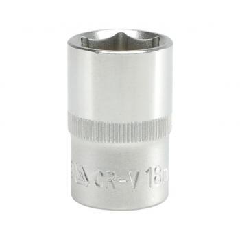 """Cheie tubulară 18 mm 1/2"""" Yato YT-1211"""