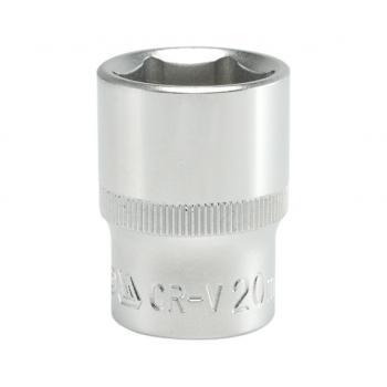 """Cheie tubulară 20 mm 1/2"""" Yato YT-1213"""