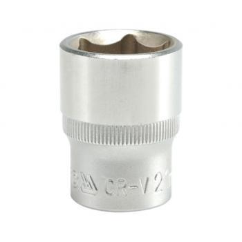 """Cheie tubulară 21 mm 1/2"""" Yato YT-1214"""