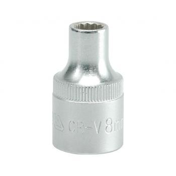 Chei tubulară bihexagonală 1/2 8 mm Yato YT-1270
