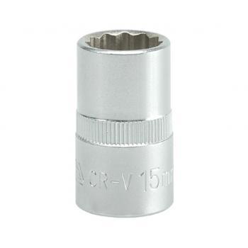 Chei tubulară bihexagonală 1/2 15 mm Yato YT-1277