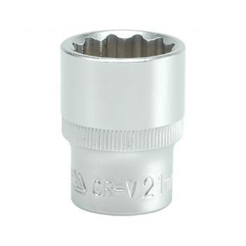 Chei tubulară bihexagonală 1/2 21 mm Yato YT-1283