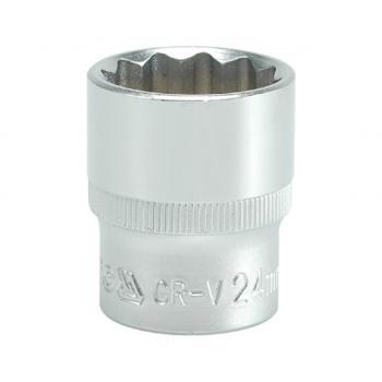 Chei tubulară bihexagonală 1/2 24 mm Yato YT-1286