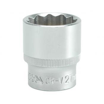 Chei tubulară bihexagonală 1/2 27 mm Yato YT-1289