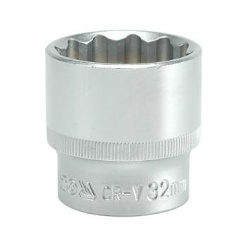 Chei tubulară bihexagonală 1/2 32 mm Yato YT-1292