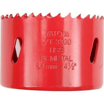 CAROTA BIMETALICA 35MM  Yato YT-3315