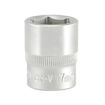 """Cheie tubulară hexagonală 17 mm 3/8"""" Yato YT-3812"""