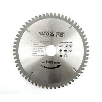 PANZA FIERASTRAU CIRCULAR WF PENTRU AL Yato YT-6091