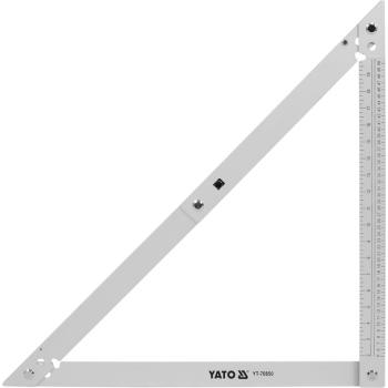 Echer aluminiu 840 x 600 x 600 mm Yato YT-70850