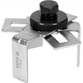 Cheie filtru ulei 3 brate 75 - 160 mm YT-06288 Yato YT-06288