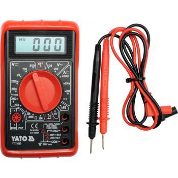 Multimetru digital universal Yato YT-73080