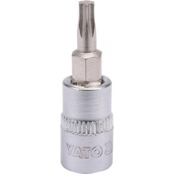 "Bit torx T20, cu adaptor 1/4"", 37 mm Yato YT-04304"
