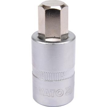 """Bit hex 14 mm cu adaptor 1/2"""" 55 mm Yato YT-04387"""