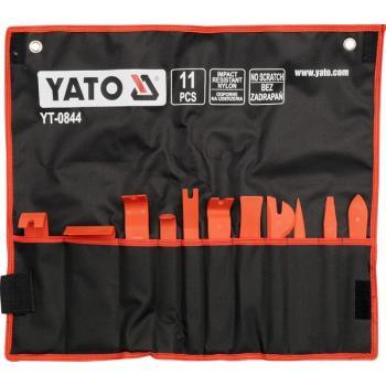 Set 11 extractoare din plastic pentru elemente auto Yato YT-0844