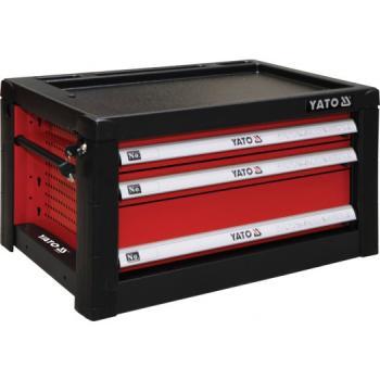 Dulap de scule cu 3 sertare pentru banc Yato YT-09151