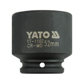 "Cheie tubulară de impact hex 3/4"" 52 mm Yato YT-1102"
