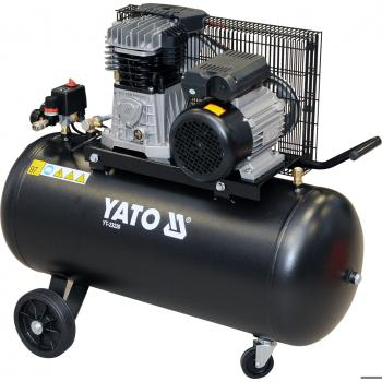 COMPRESOR 100L 3KW 10BAR 230V  Yato YT-23220