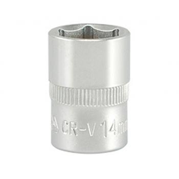 """Cheie tubulară hexagonală 14 mm 3/8"""" Yato YT-3809"""