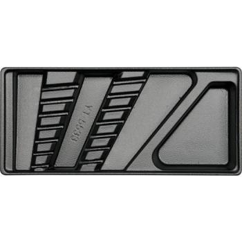 Tavă PVC pentru chei inelare cu cot Yato YT-55331