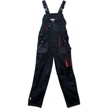 """Pantalon de lucru cu pieptar, mărimea """"L"""" Yato YT-8032"""