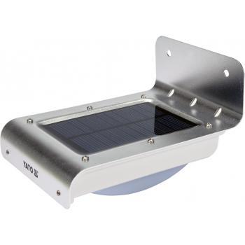Lampă solară cu led pentru perete 120LM Yato YT-81855