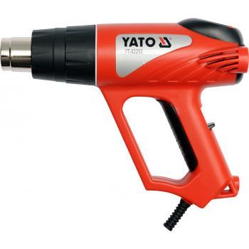PISTOL AER CALD CU TERMOSTAT ANALOGIC+AC Yato YT-82292