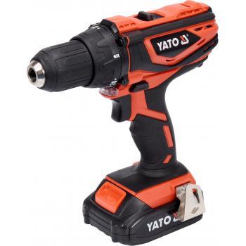 Autofiletanta cu acumulator, 18V, 40 Nm Yato YT-82780