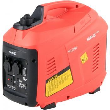 Generator pe benzina 1600W 12V 7.5A Yato YT-85422
