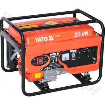 GENERATOR BENZINA15L,230V,10.9A,2.5KW Yato YT-85432