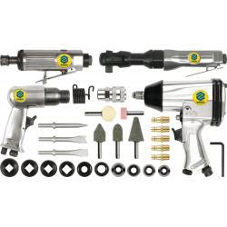Set unelte pneumatice și accesorii Vorel 81142